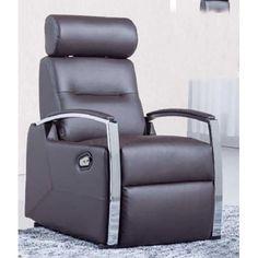Este Sillón Relax es perfecto para personas convalecientes o de poca movilidad como personas mayores, es un sillón con mecanismo elevable además de muy cómodo. Está disponible en dos colores: chocolate y blanco. Bonitos reposabrazos cromados.
