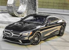 Mercedes Benz S550 Coupe 2015