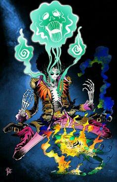 Manga Cosplay Brook ~ Soul king - One piece Anime One Piece, Cp9 One Piece, Brooks One Piece, One Piece World, One Piece Fanart, Zoro, Monkey D Luffy, Manga Anime, Anime Art