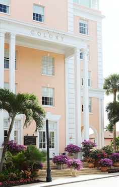 =The Glam Pad: Palm Beach Lately Baby Shower