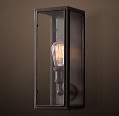 All Wall Lighting | Restoration Hardware