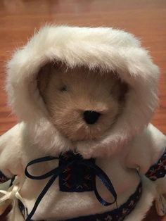 *Muffy Vanderbear Muffy of the North Eskimo
