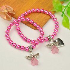 PandaHall Jewelry—Lovely Wedding Dress Angel Jewelry Set | PandaHall Beads Jewelry Blog