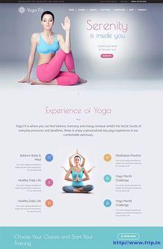 15 Best #Yoga #WordPress Theme For Yoga Instructors 2016  http://www.frip.in/yoga-wordpress-theme/