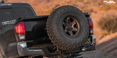 Toyota Tacoma Block - D751 Gallery - Fuel Off-Road Wheels Off Road Wheels, Trd Pro, Toyota Tacoma, Offroad, Gallery, Car, Automobile, Off Road, Roof Rack
