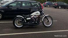 Harley Davidson Dyna bobber