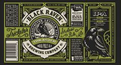 Black Raven Trickster IPA