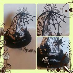 Halloween, Hexenhut, Witchy Hat