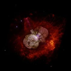 The supernova that wasn't: A tale of 3 cosmic eruptions! In the mid-1800s, astronomers surveying the night sky in the Southern Hemisphere noticed something strange: Over the course of a few years, a previously inconspicuous star named Eta Carinae grew brighter and brighter, eventually outshining all other stars…