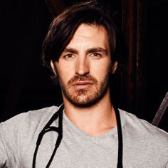 """Eoin Macken - Chats Cold ~ Eoin pictured here as TC Callahan in NBC's new Series, """"The Night Shift"""" Photo Courtesy of NBC Official  http://ataglancemag.com/eoin-macken-chats-cold/"""