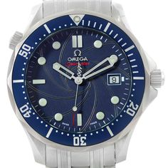 15289 Omega Seamaster James Bond Limited Edition Mens Watch 2226.80.00 SwissWatchExpo