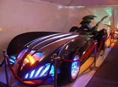 Batmobile - from Batman and Robin