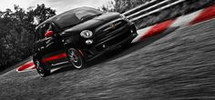 The Fiat 500 Abarth. This little thing has balls.