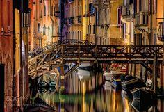 Venezia e i suoi colori by lambertoferro