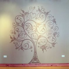 Love the symbols in the tree!! Part of the next tattoo idea!! Just need to add some healing hands in!