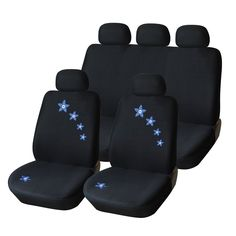 Furnistar 9-Piece Car Vehicle Protective Seat Covers CV0191-2
