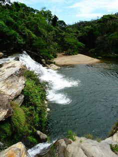Cachoeira da Zilda - Carrancas - MG