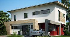 Architekten-Haus Parcival - Büdenbender Hausbau