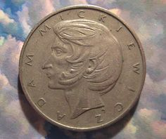 Poland 1976 Coin 10 Zlotych by StarPower99 on Etsy, $2.90