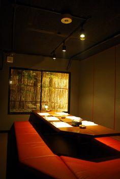 Okayama|Restaurant|酒菜屋・錦町 はぎ|2名様~、と少人数でもゆったりと個室で