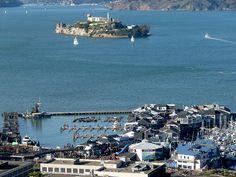 Pier 39 & Alcatraz