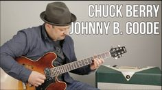 Chuck Berry - Johnny B. Goode - How to Play on guitar - Guitar Lesson, Tutorial  ||  Follow Marty On Social Media! Instagram - http://www.instagram.com/martyschwartz Twitter - http://www.twitter.com/martyschwartz Facebook - http://www.faceboo... https://www.youtube.com/watch?a&feature=youtu.be&utm_campaign=crowdfire&utm_content=crowdfire&utm_medium=social&utm_source=pinterest&v=HCeUBf37Sro