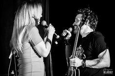 Briana Buckmaster and Rob Benedict, Louden Swain Saturday Night Special, SeaCon…