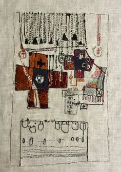 Aideen Canning embroidery