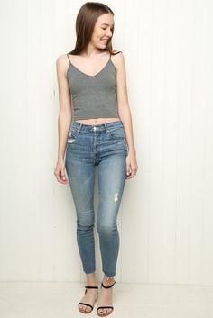 Brandy ♥ Melville   Joanne Tank - Clothing