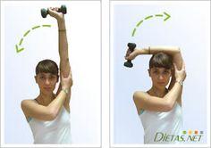 Ejercicio para vencer la flacidez de los brazos | Vida Lúcida