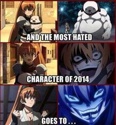 Akame ga kill :: Seryu :: This girl is a freaking psycho...