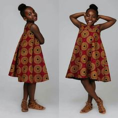 Modern African dress style for kids 2018 that will amaze you ~ AfroFashionS . Modern African dress style for kids 2018 that will amaze you ~ AfroFashionS . African Dresses For Kids, Latest African Fashion Dresses, African Print Dresses, African Print Fashion, Africa Fashion, African Wear, African Attire, African Prints, Moda Kids
