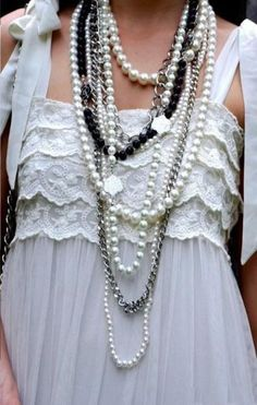pearl jewelry for the modern day