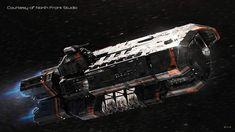 Concept Ships, Concept Art, The Expanse Ships, Spaceship Art, Spaceship Concept, Space Engineers, Sci Fi Spaceships, Ship Of The Line, Advanced Warfare