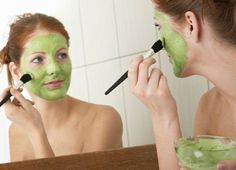 Mascarillas faciales para piel grasa - http://www.mujercosmopolita.com/mascarillas-faciales-para-piel-grasa.html