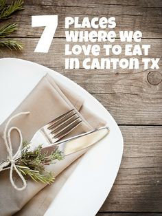 One of the best things about staying in one of our Mill Creek Ranch Resort vacation rentals in Dallas, TX is how close we are to dozens of great restaurants in the Canton, TX area. Check out these 7 places to eat in Canton and let us know what you think in the comments.