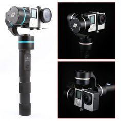 Steadycam FY-G4 3-Axis Ultra Handheld Gimbal   sonstige Stative   Stative & Zubehör   GoPro Zubehör   camforpro.com