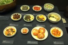 """Kimchi"" exhibit hall at The National Folk Museum of Korea"