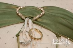 #wedding rings #Michigan wedding #Mike Staff Productions #wedding details #wedding photography #ring pillow http://www.mikestaff.com/services/photography