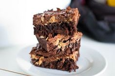 My FIANCE! Likes It, So It MUST Be Good.: Secret Recipe Club: Peanut Butter Crunch Brownies