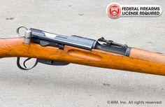 Swiss K31 7.5x55 Rifles