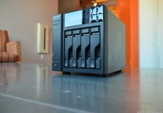 Asustor AS-604T NAS server