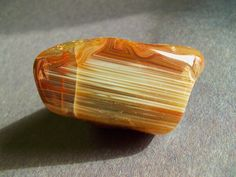 Lake Superior Water-Line Agate by Riley McManus