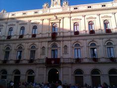 Il Municipio di Caltagirone