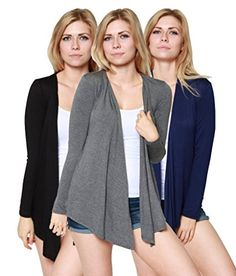Free to Live Women's 3 Pack Light Weight Open Front Cardi... https://www.amazon.com/dp/B019CSHT6S/ref=cm_sw_r_pi_dp_x_TN3bybWT49DWH