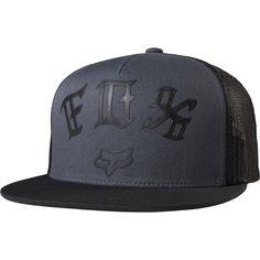 1a9e5a81331 Fox Racing Men s Exiler Snapback Hat