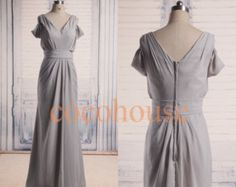 2015 New Light Gray Long Bridesmaid Dresses Fashion Prom Dresses Hot Homecoming Dresses Evening Dresses Wedding Party Dresses Party Dress Grey Bridesmaid Dresses, Homecoming Dresses, Precious Plum, Best Sister, Wedding Party Dresses, Evening Dresses, Wrap Dress, Fashion Dresses, Trending Outfits