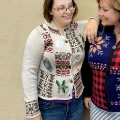 Just One Mitten Tacky Ugly Christmas Sweater