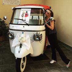 Ape Calessino Sweety tour Acireale