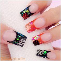halloween  by 20nailstudio  #nail #nails #nailart